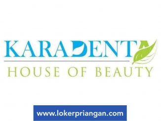 loker klinik karadenta house of beauty